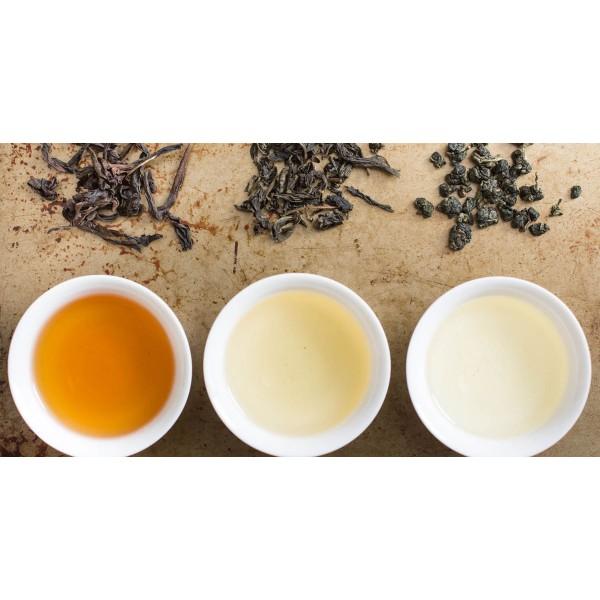 Phân biệt các loại trà phổ biến ở Việt Nam
