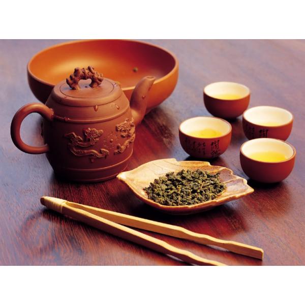 Trà Shan Tuyết Hà Giang - món quà quý từ thiên nhiên