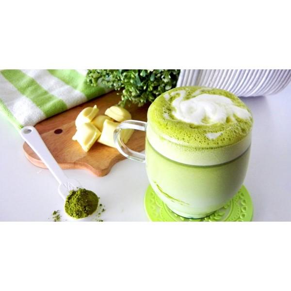 Các công thức đồ uống mát lạnh từ bột trà xanh