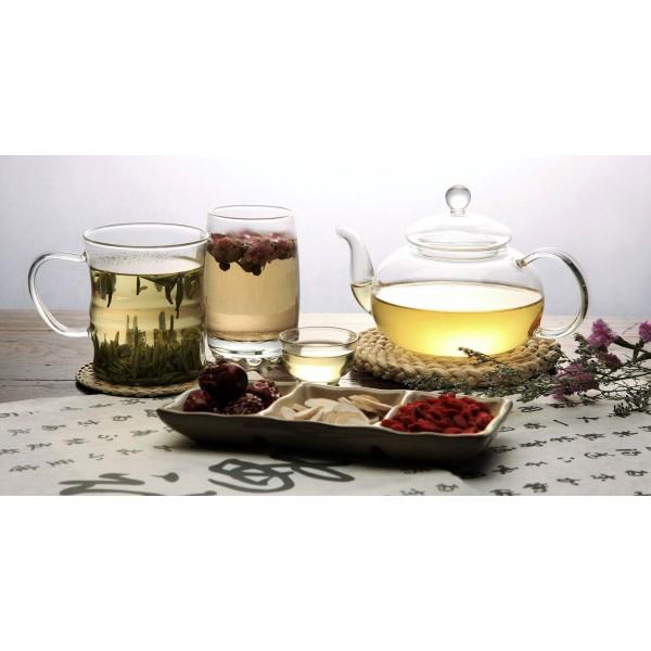 Tác dụng tuyệt vời của trà nụ hoa tam thất