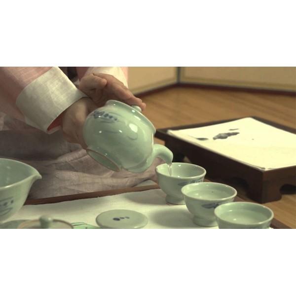 Vẻ đẹp của thưởng trà trong văn hóa Hàn Quốc